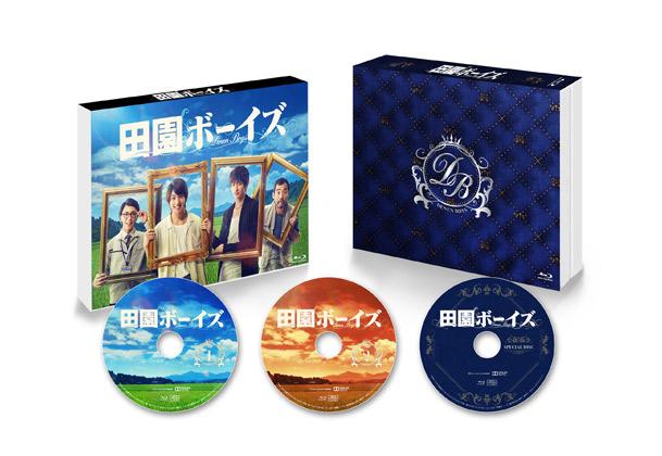 Blu-ray-BOX&DVD-BOXの詳細解禁!