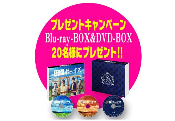 2020年1月クール 連続ドラマ「田園ボーイズ」Blu-ray&DVD-BOXの発売が決定しました!