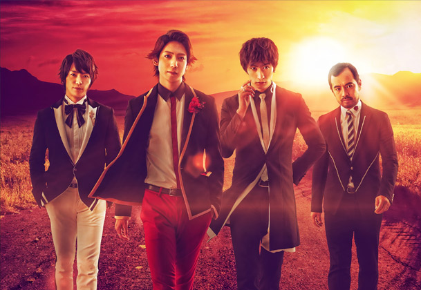 劇場版「田園ボーイズ」完成披露記念一挙観上映会&アフターパーティーオンライン2DAYS 開催決定!!